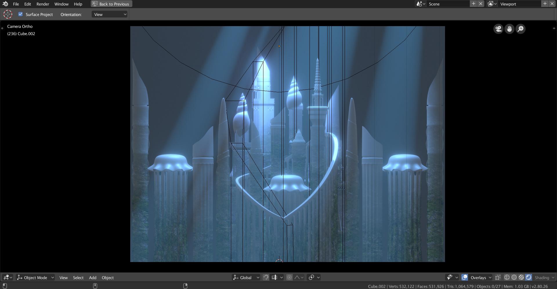 Help with Eevee Volumetric Light - Lighting and Rendering - Blender