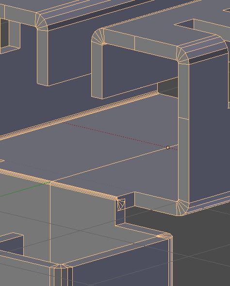 Sheet Metal Bending Problem (Bevel + Solidify) - Modeling