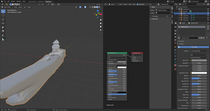 Space Battleship Absalon 1