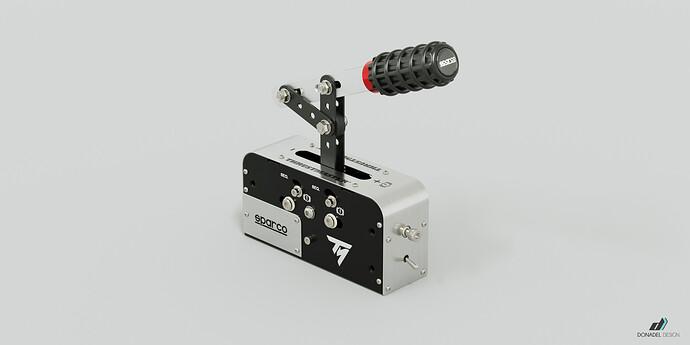 Thrustmaster TSS 2
