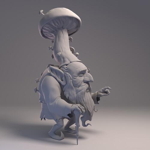 web-clay-render