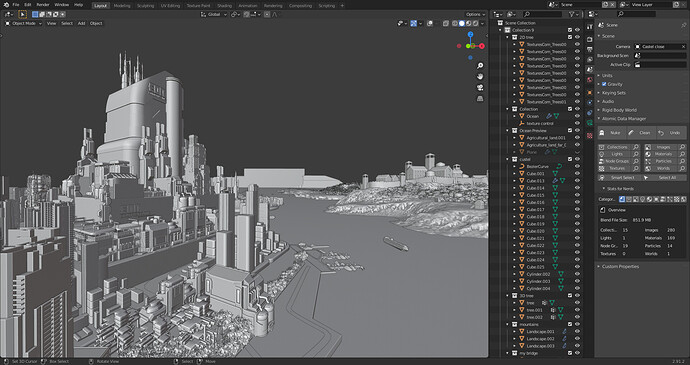 Viewport_01 The City