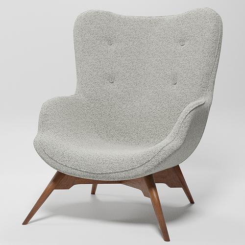 armchair-grey