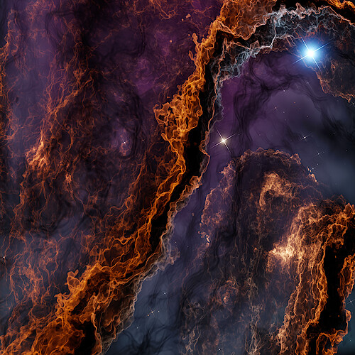 nebula cycles with compositor
