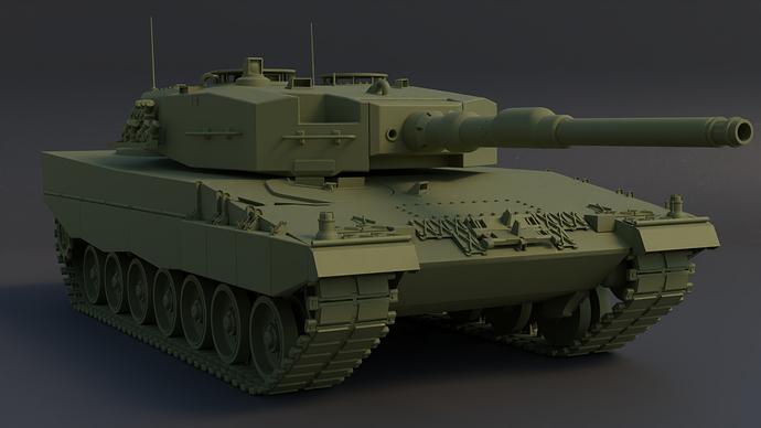 leopard2 render 3
