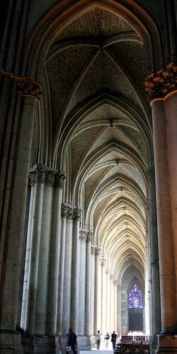 Interior-France-Reims-Cathedral