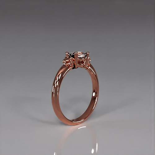 Blender RPR - Copper