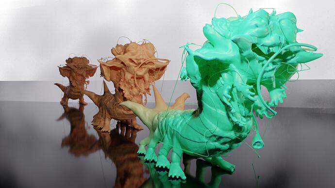 Centipede Monster