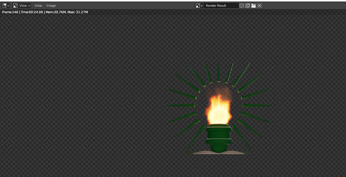 fire in render result.PNG