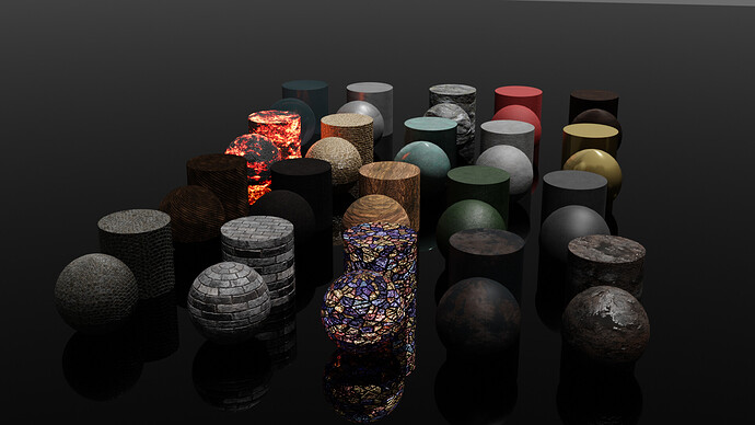 Blender 2.9 Free Material & Texture Download 🎁( Pack 1 )🎁 3