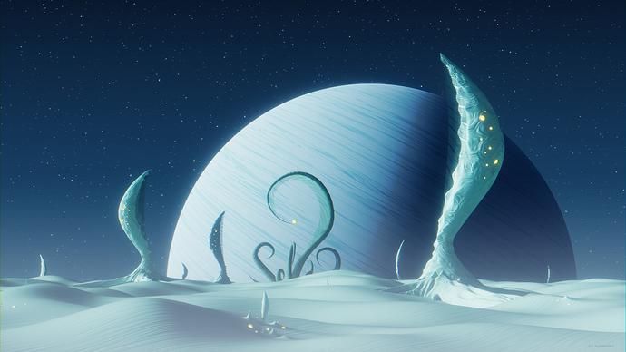 AlienWinterworld