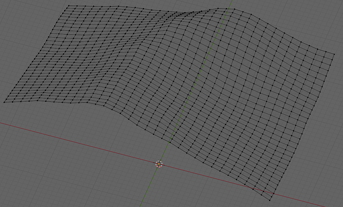2 - Mesh with height