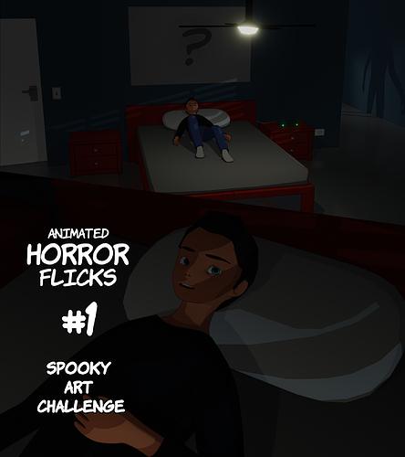 animated-horror-flicks-spooky-art-challenge