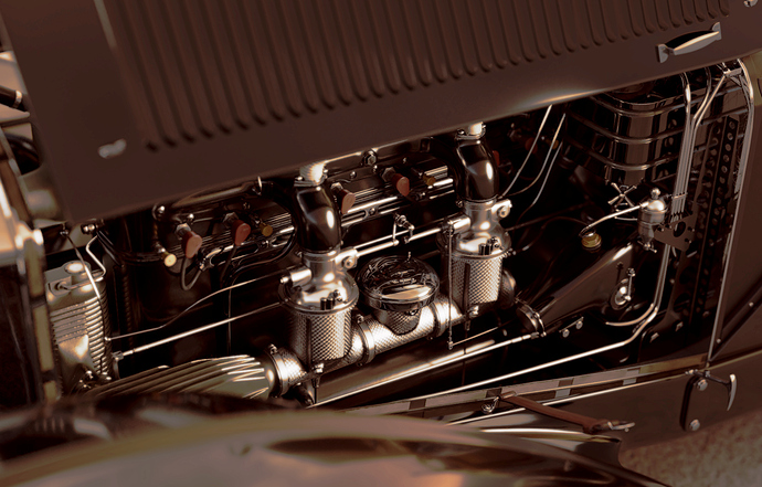 engine close