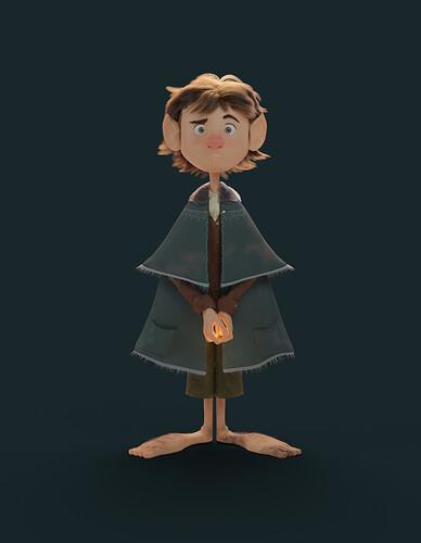 Bilbo Baggins - Solo