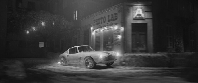 250 GT, al límite
