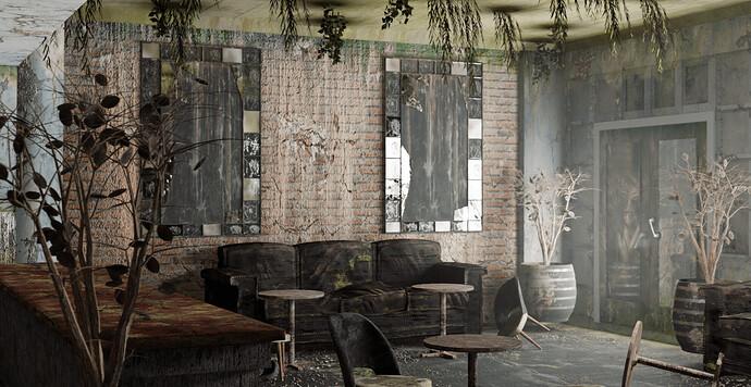 The Abandoned Cafe 3-min