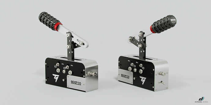 Thrustmaster TSS 1