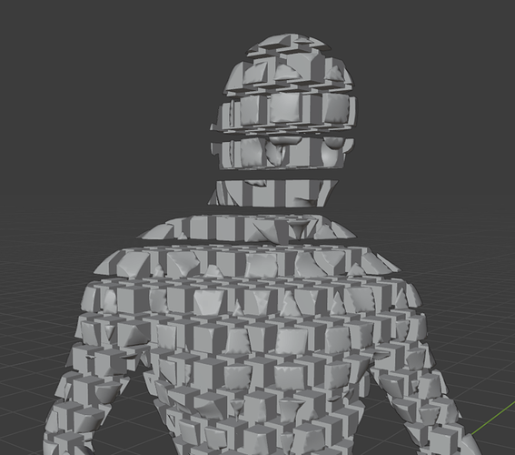 04 ugly cubes