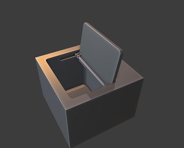 Simple hatch