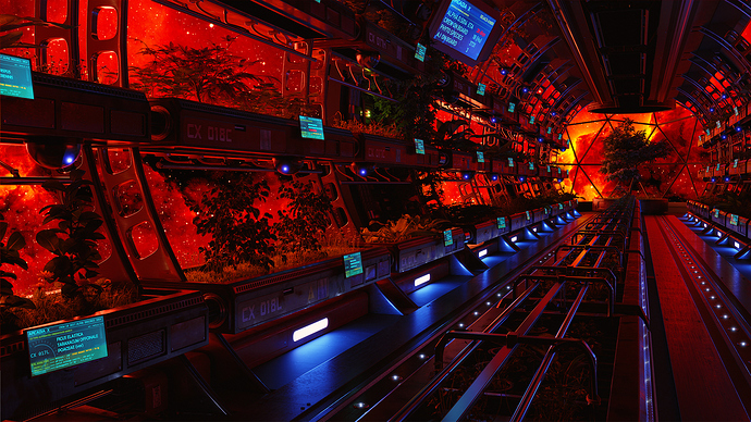 automated_space_greenhouse_red-night
