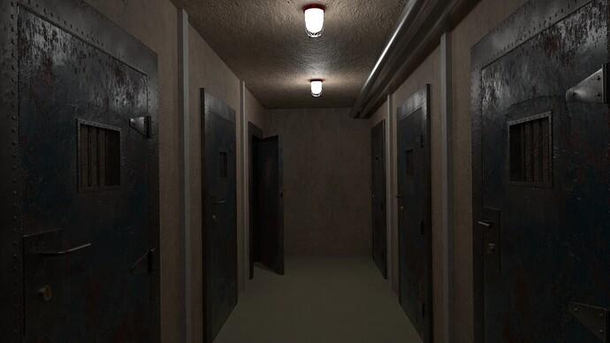 Cell Door 18