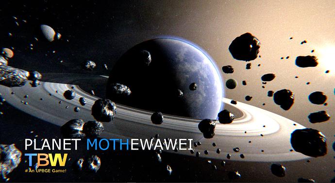 TBW - Planet Mothewawei