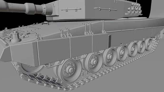side armor
