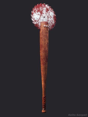 SteamPunk Bat Fin