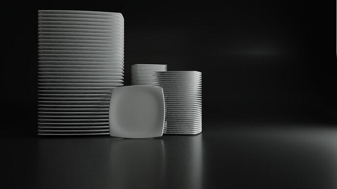 Modeling-square-plate-in-Blender-render