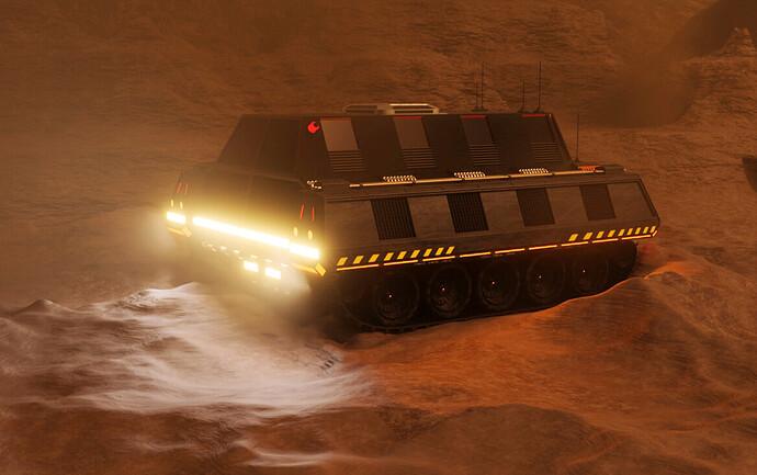 truck armor 1