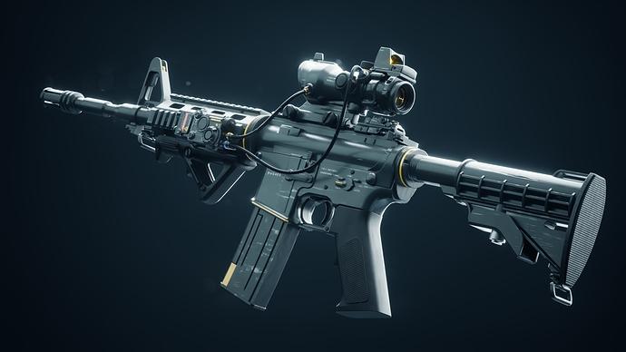 Gun_Assaultrifle_M4A1_64