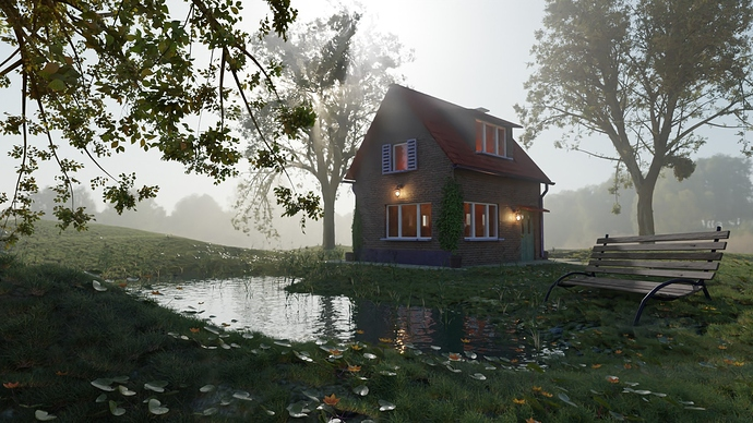 House_Water_Trees