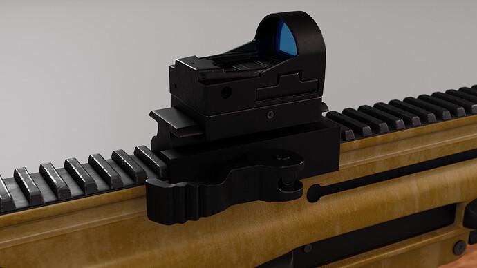 0008 - SCAR-H cam 6 scope