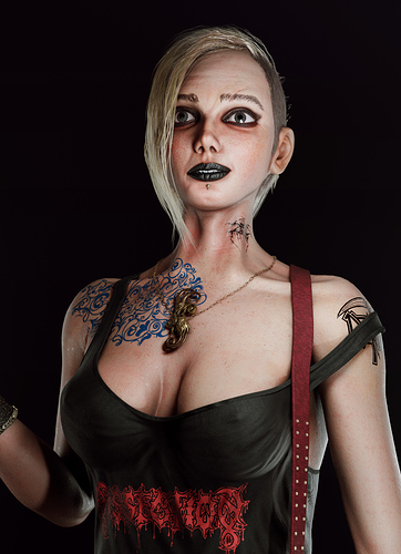 Lilith-portrait