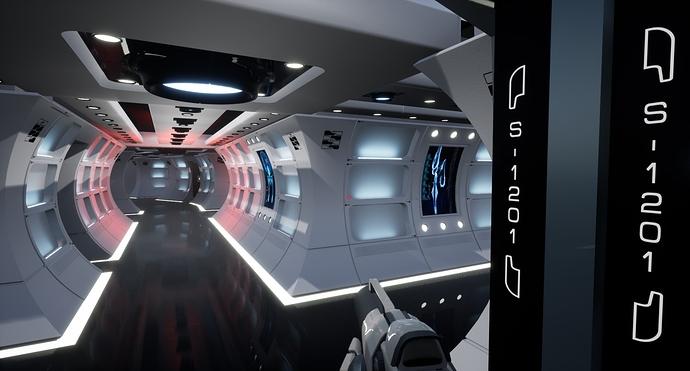 NCC-1701-Enterprise_UnrealEngine_wip06