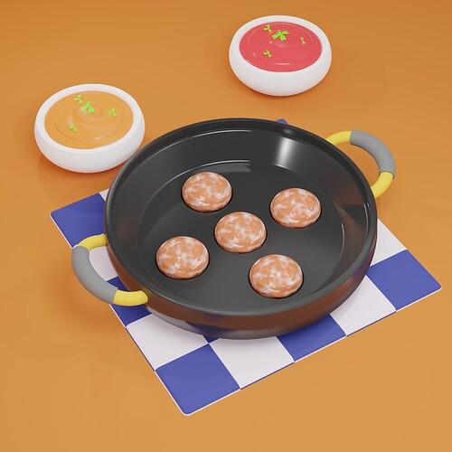 Food Illustration21