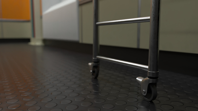 Detail ladder