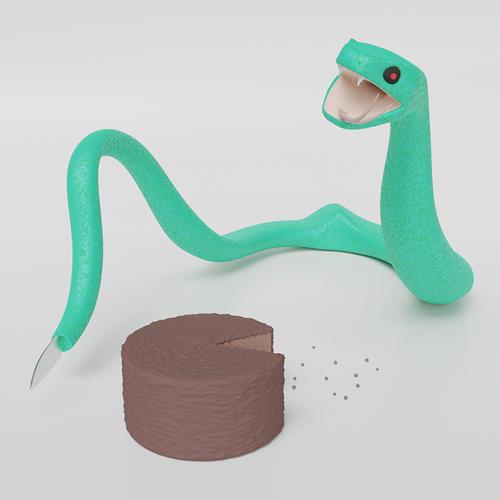 Eau Snake
