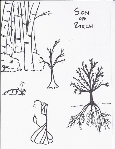 Ink Doodles and Birch Designs_1