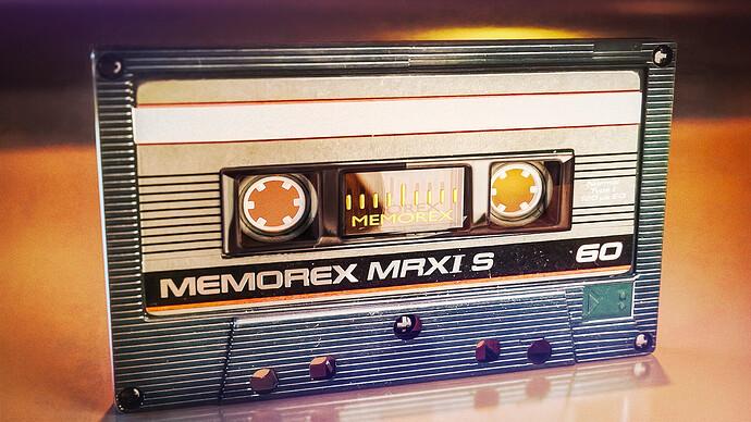 The Cassette Tape III-Edit