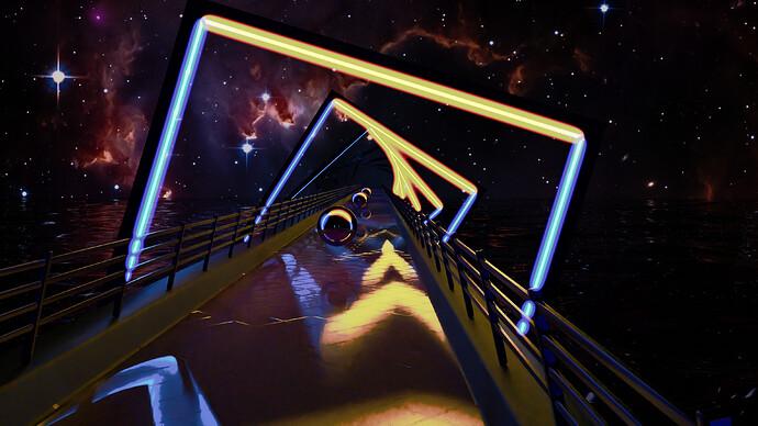 Bridge to space