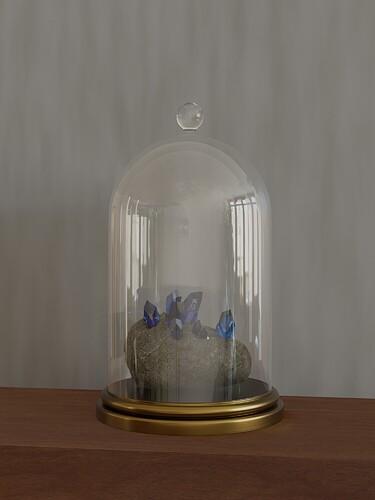 Bell Jar Geode