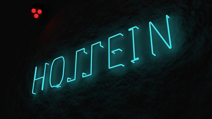 HOSSEIN NEON