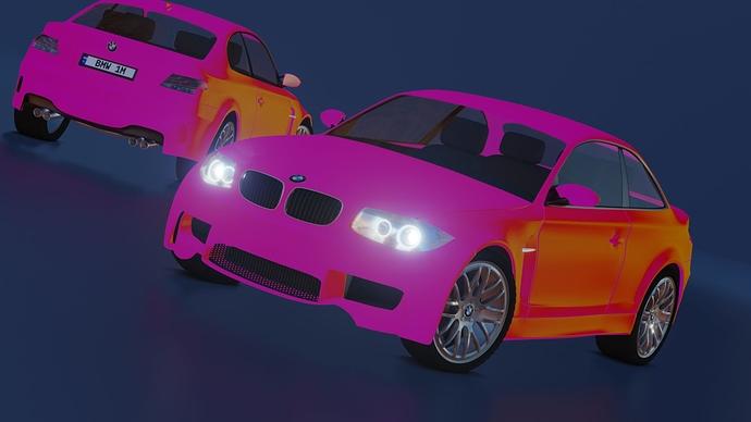BMW_ColoredGlossy