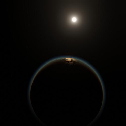 atmosphere-render