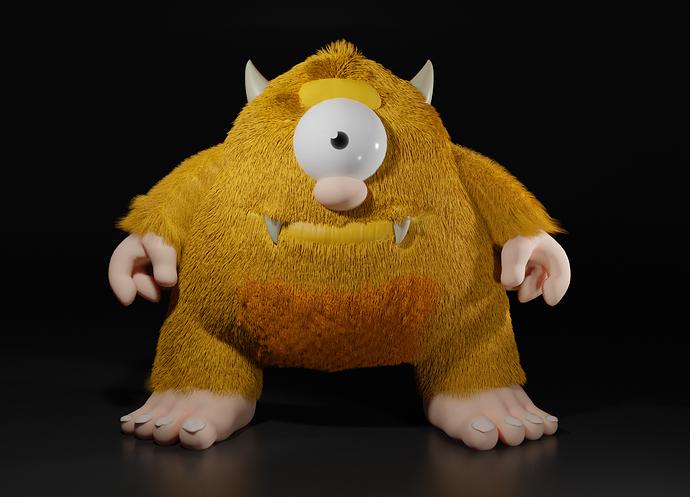 YellowMonster