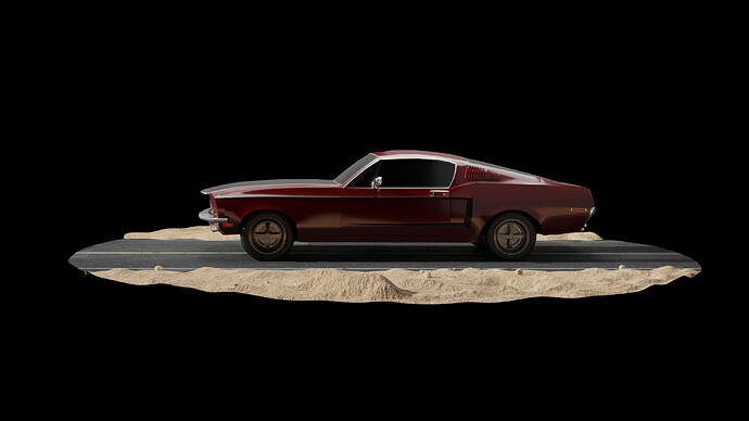Mustang1968Lateral