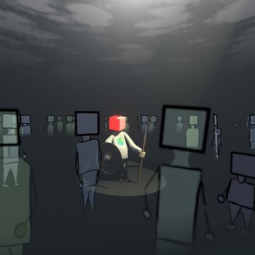MayhemTilda: Cube Hero