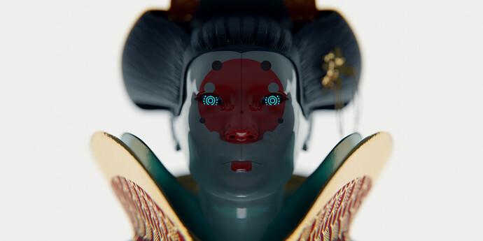 Geisha test_2